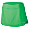 Women`s Pure 11.75 Inch Tennis Skort 300_ELECTRO_GREEN