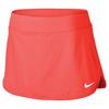 Women`s Pure 11.75 Inch Tennis Skort 877_HYPER_ORANGE