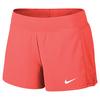Women`s Court Flex Pure Tennis Short 877_HYPER_ORANGE