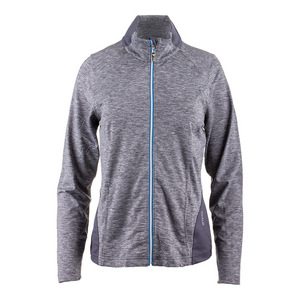 Women`s Angelina Tennis Jacket Dark Heather