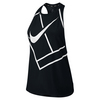 Women`s Court Tennis Tank 010_BLACK