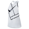 Women`s Court Tennis Tank 100_WHITE