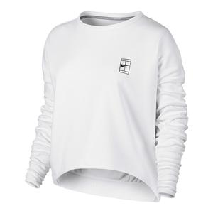 Women`s Baseline Long Sleeve Tennis Top