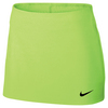 Women`s Court Power Spin 13 Inch Tennis Skirt 367_GHOST_GREEN