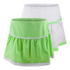 FILA Girls` Kiddie Couture Tennis Skort