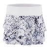 Women`s Printed Tiers Tennis Skort 100_WH/BRANCH_OUT
