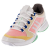 ADIDAS Women`s aSMC Barricade Upcycled Tennis Shoes
