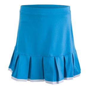 Girls` Pleated Tennis Skort Blue