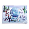 Tennis Christmas Cards 10 Pack 943_ICE_SCULPTURE
