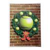 Tennis Christmas Cards 10 Pack N89_WREATH