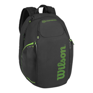 Blade Tennis Backpack Black and Green