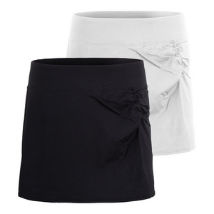 Women`s Couture Ruched Tennis Skort