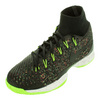 NIKE Men`s Air Zoom Ultrafly Tennis Shoes Black and Ghost Green