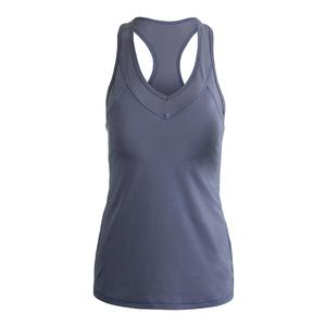 Women`s Cross Back Tennis Tank