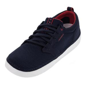 Men`s Apres Shoes Navy and Red