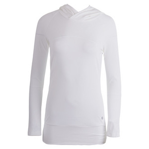 Women`s Vital Tennis Top White