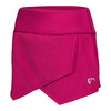 ATHLETIC DNA Women`s Origami Tennis Skort Sangria