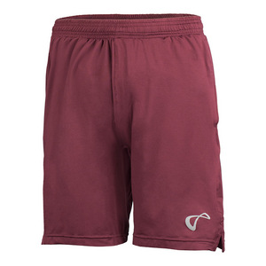 Men`s Mesh Panel Knit Tennis Short Port Royale