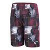 ATHLETIC DNA Men`s Splash Helix Woven Tennis Short Port Royale
