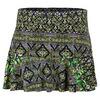 BLUEFISH SPORT Women`s Challenge Tennis Skirt Print