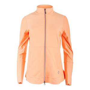 Women`s Vitality Tennis Jacket Tangerine