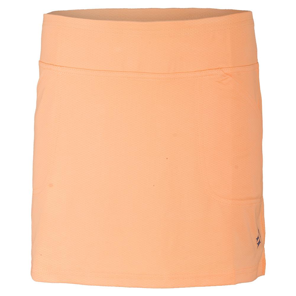 Women's Mina Tennis Skort Tangerine