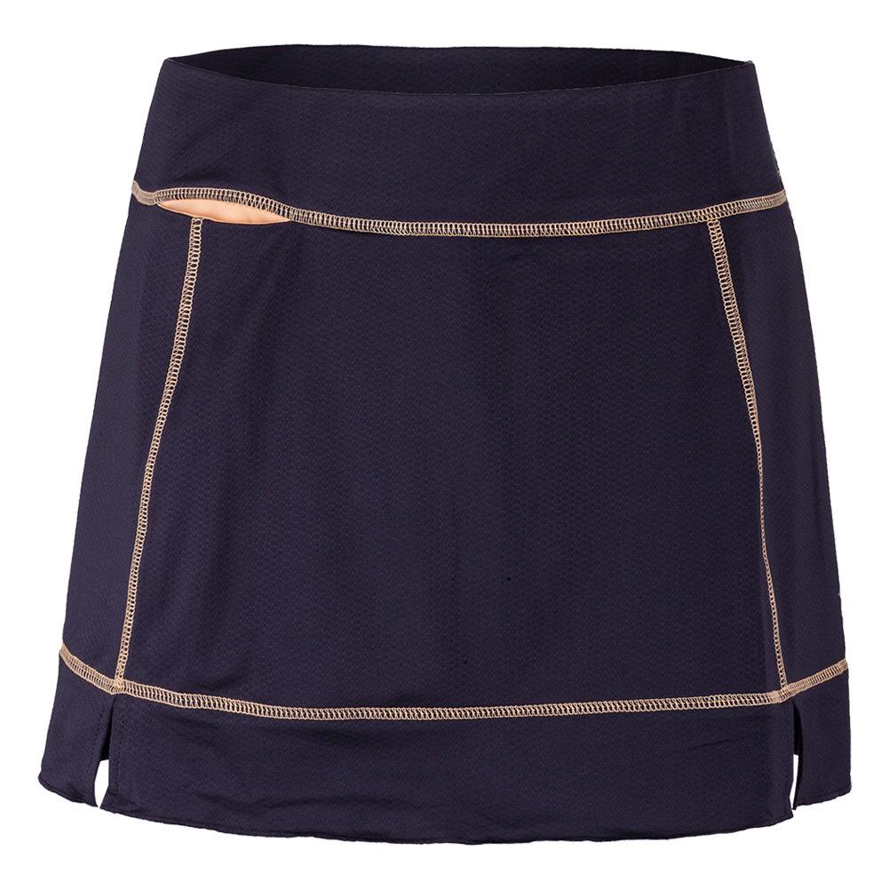 Women's Pearl Tennis Skort Slate