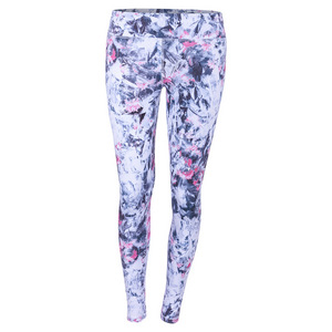 Women`s Power Tennis Legging Print