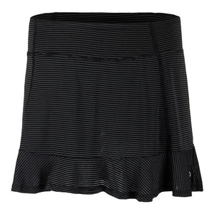 Women`s Smash Tennis Skort Black