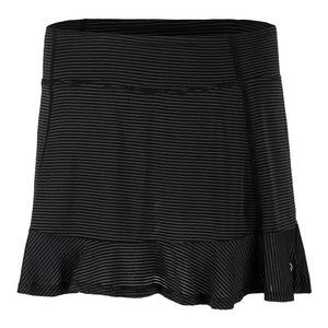 Women`s Smash Tennis Skort Black