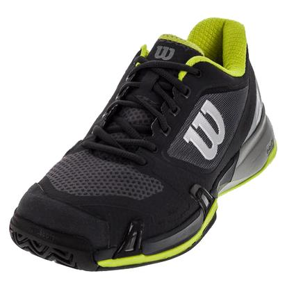 Men`s Rush Pro 2.5 Tennis Shoes Ebony and Monument