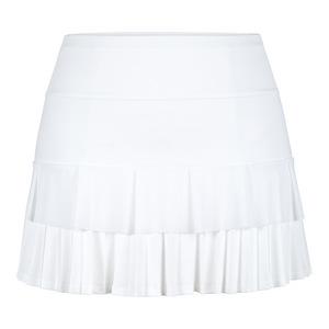 Women`s Amalia 14.5 Inch Tennis Skort White