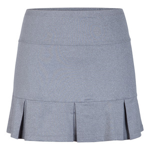 Women`s Doral 14.5 Inch Tennis Skort Frost Heather