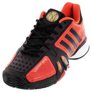 Men`s Novak Pro Chinese New Year 2017 Tennis Shoes Energy and Black