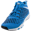 NIKE Men`s Train Quick Shoes Blue Glow and White