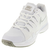 NIKE Women`s Zoom Vapor 9.5 Tour Tennis Shoes Summit White and Light Bone