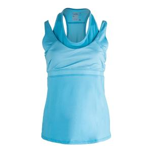 Women`s Double-Up Racerback Tennis Top