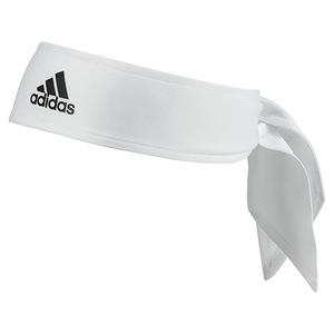Tennis Tieband White and Black