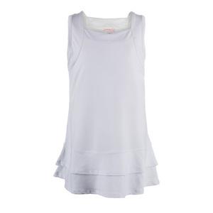 Girls` Tennis Dress  White