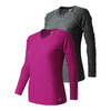 NEW BALANCE Women`s In Transit Long Sleeve Top