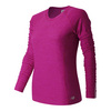Women`s In Transit Long Sleeve Top FUH_FUSION_HEATHER