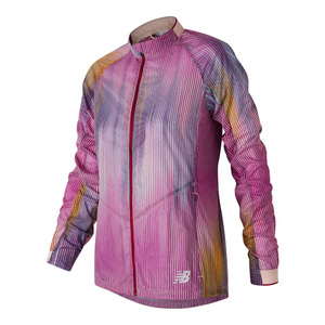 Women`s First Tennis Jacket Jewel Multi