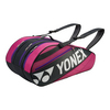 Tournament Nine Pack Tennis Bag PLUM