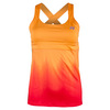 Women`s Bencic Tennis Tank FINE_ORANGE