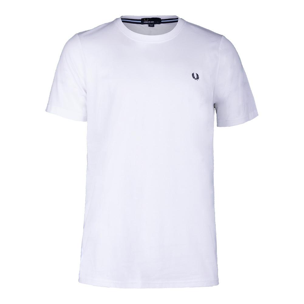 Men's Crew Neck Tennis Tee White