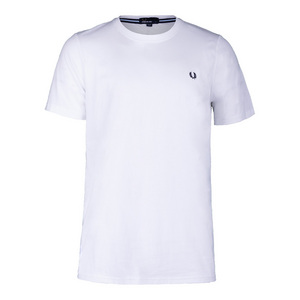 Men`s Crew Neck Tennis Tee White