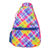 Women`s Tennis Backpack 227_ELECTRIC_PLAID