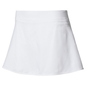 Women`s Club 12 Inch Tennis Skirt White