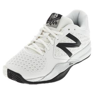 Men`s 996v2 D Width Tennis Shoes White
