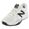 NEW BALANCE Men`s 996v2 D Width Tennis Shoes White